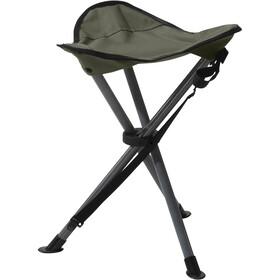 Grand Canyon 3-Leg retki-istuin steel , oliivi